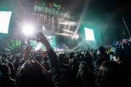 Este plan comenzará en conciertos y parques de diversiones.