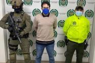 """A una cárcel de Medellín fue enviado alias """"Pocho"""" Supuesto cabecilla de la banda """"Pachelly"""