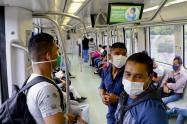 La medida continuará para evitar aglomeraciones y más contagios de coronavirus en el sistema de transporte.