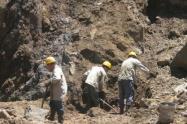 La empresa Anglo Gold Ashanti ha pedido permiso de explotación minera.