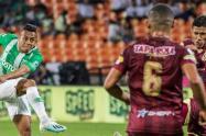 Aplazado el partido Nacional Vs. Tolima, de la fecha 9 de la Liga BetPlay