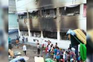 Más de 25 internos lesionados dejó una gresca en la cárcel Bellavista