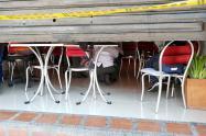Murió presunto ladrón que pretendía hurtar una pizzería en Bello