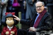 Quino, creador de Mafalda