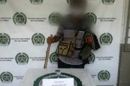 Casi lo mata a machetazos por una parabólica en Medellín