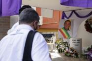 Exequias del alcalde de Tarazá