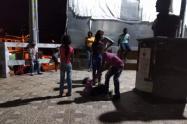 Desplazamiento en Tarazá, Antioquia.
