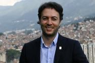 Alcalde Daniel Quintero.