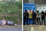 Capturan a los supuestos sicarios que torturaron y asesinaron a 4 miembros de una familia de Medellín