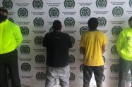 Capturados por triple homicidio en Venecia, Antioquia
