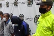 """Capturan a cuatro integrantes de lo """"Chatas"""" y """"Pachelly"""" de Bello"""