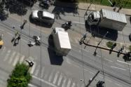 La víctima iba con un acompañante y salió ileso de este ataque sicarial, informaron las autoridades.