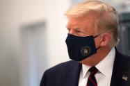 Donald Trump coronavirus