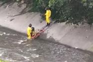 Con puñaladas en su cuerpo hallan cuerpo en el río Medellín