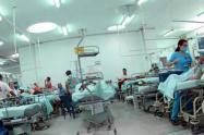 Declaran la alerta roja hospitalaria en Antioquia por alta ocupación de camas UCI