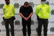 El presunto agresor fue capturado y enviado a la cárcel.