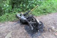 Mató a su amigo y luego lo incineró por una deuda de $50 mil en Ciudad Bolívar, Antioquia