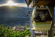 Las rutas integradas y alimentadoras serán reorganizadas, anunció el Metro de Medellín.
