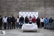 Capturados presuntos integrantes de 'Los Juaquinillos'