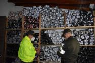 En solo un mes, la policía aduanera de Medellín incautó mercancía de contrabando valorada en $6 mil millones