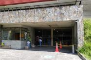 Estación de Policía de Belén.