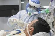 En Antioquia se mantiene la alerta roja hospitalaria por ocupación UCI.
