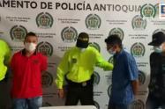 Capturados por masacre en Ciudad Bolívar, Antioquia