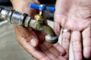 El motivo:reparación en daño de redes de acueducto, anunció EPM.