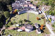 En el cementerio Las Mercedes se han exhumado 63 cuerpos de presuntos falsos positivos.