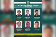 Esta persona era buscada por hurto calificado y agravado, informaron las autoridades.