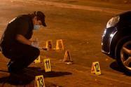 Este es el tercer mes del año con enero, que menos casos de muertes violentas registra hasta la fecha la ciudad.