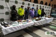 "Capturan a tres del combo ""La Marina"", brazo armado de la temible ""terraza"" de Medellín"
