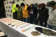 Combo criminal usaba a niños de Medellín para llevar armas y trasportar droga