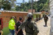 Capturan a supuestos responsables de la atroz masacre en Betania, Antioquia