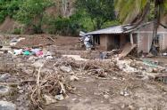 $1.800 millones, las pérdidas en cultivos en Dabeiba tras derrumbes