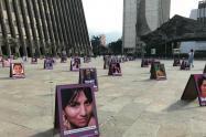 Conmemoración del Día Internacional de la Eliminación de las Violencias contra las Mujeres en Medellín