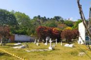 La JEP ha realizado tres jornadas de exhumaciones en el cementerio Las Mercedes de Dabeiba, Antioquia.