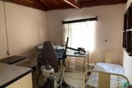 Así está el centro de salud en el corregimiento Damasco.