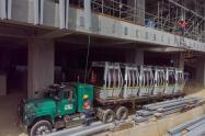 La inversión total para la construcción del metrocable Picacho es de 364 mil 955 millones de pesos.