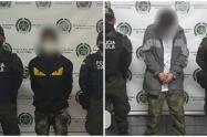 Estas personas son buscadas por su presunta participación en delitos como la extorsión y concierto para delinquir.