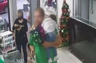 Padre de Sofia confesó haber asesinado a su hija de 18 meses en Rionegro