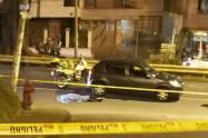 Vehículo embistió a un peatón en la comuna 13 de Medellín
