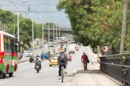 Pare bolas, se reducirá la velocidad en la Autopista Norte de Medellín
