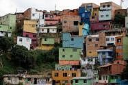 La líder fue atacada en la Comuna 13 de Medellín.