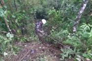 Las labores de rescate duraron seis horas, informaron las autoridades.