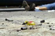 Tres personas asesinadas entre ellas una mujer, dejaron ataque armados en Antioquia