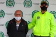 """Capturan a extraditable escondido en Medellín, alias """"El tío"""" es solicitado por la justicia de EE. UU"""