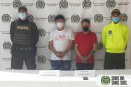 Capturan a los supuestos gatilleros responsables de un homicidio en Medellín