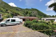 Masacre de 10 personas en Betania