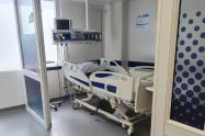 Unidad de Quemados del hospital Simón Bolívar